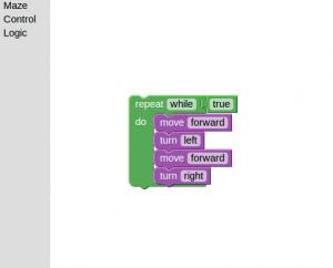 http://blockly-demo.appspot.com/blockly/demos/maze/index.html