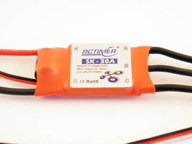 esc-quadcopter