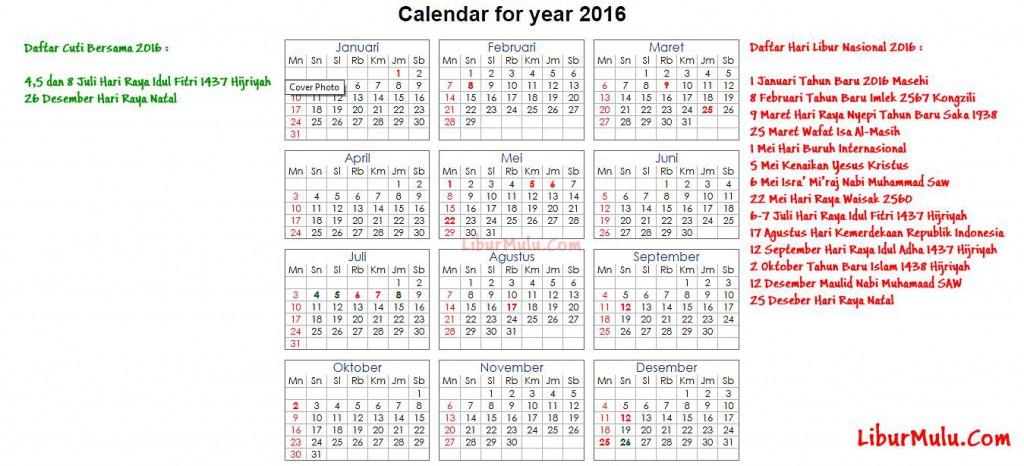 Ini-Dia-Kalender-Jadwal-Libur-Nasional-Dan-Cuti-Bersama-2016