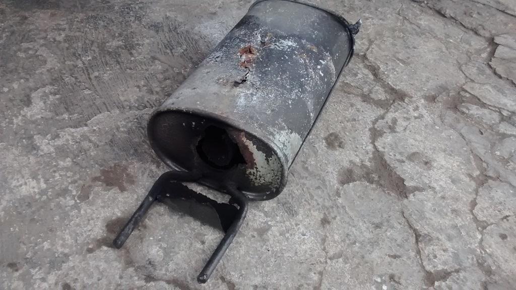 Resonator Knalpot Mobil Kropos