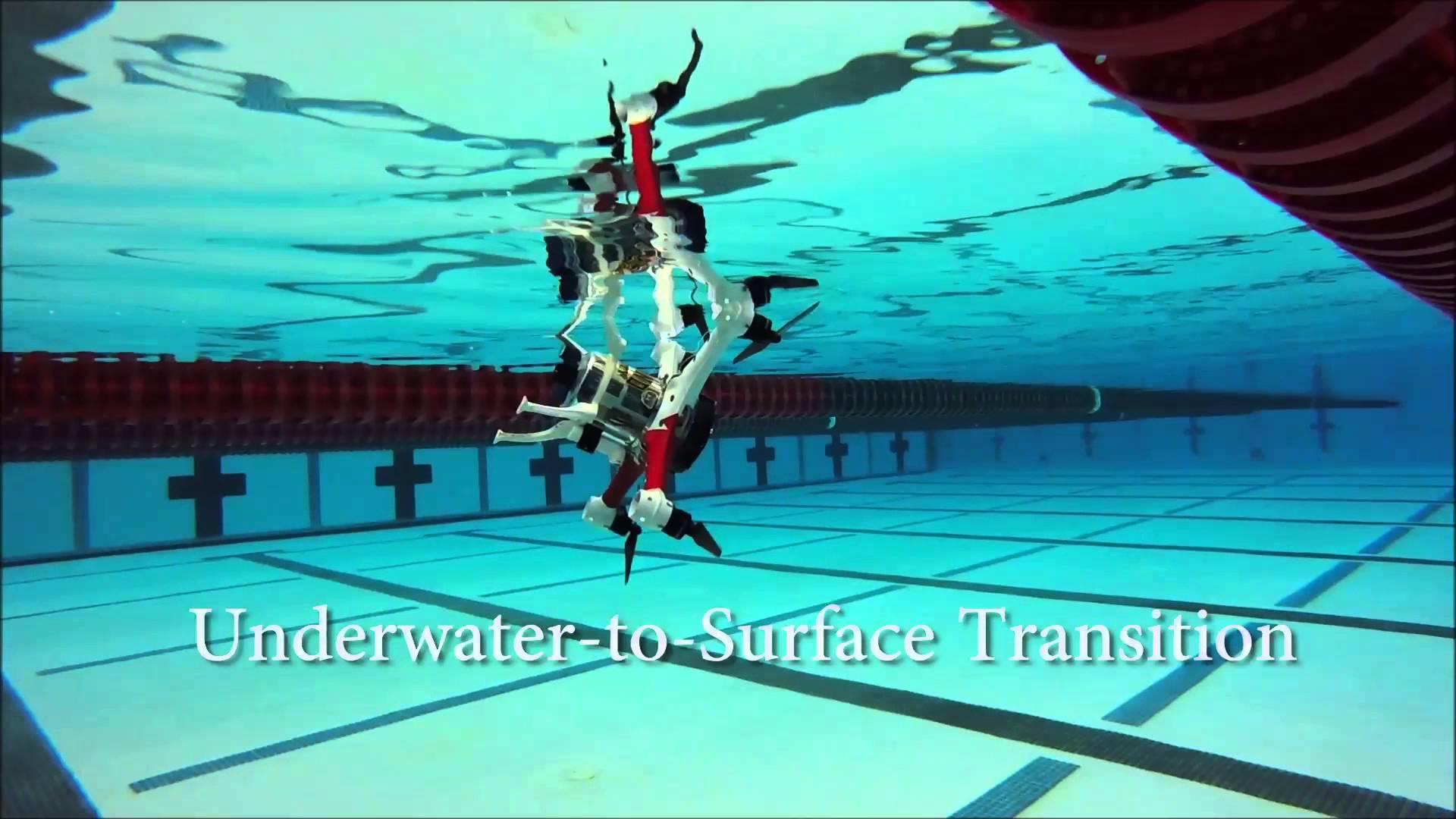 Loon Copter, Drone yang Dapat Menyelam di Air!