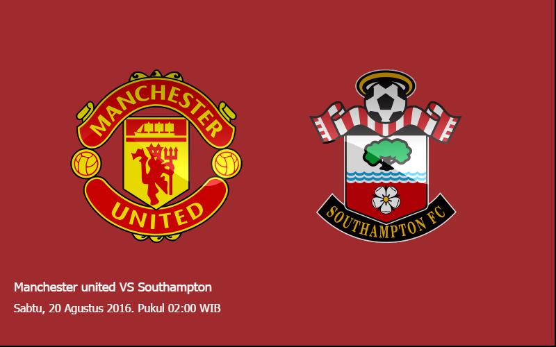 Jadwal Pertandingan MU vs Southampton Sabtu 20 Agustus
