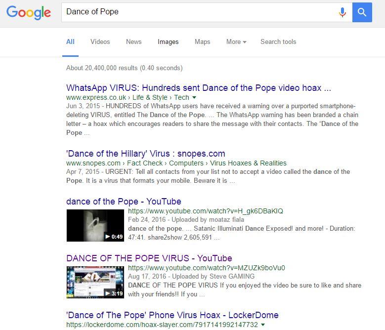 gambar-hoax-whatsapp-dance-of-pope
